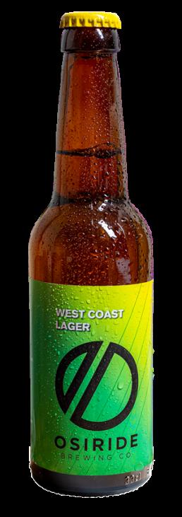 West Coast Lager – Osiride Brewing Company